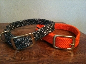 BRITISH STYLE DOUBLE BRAIDED COLLAR
