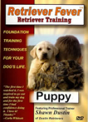 RETRIEVER FEVER PUPPY DVD